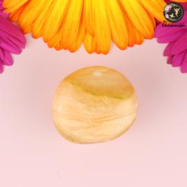 Oranje Calciet handsteen nr. 10