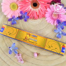 Sandal Natural Satya Nag Champa Wierook