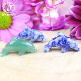 Mini CRYSTAL CRITTERS Dolfijn