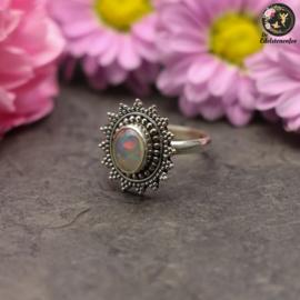 Welo Opaal Fairy   .925 Sun Ring