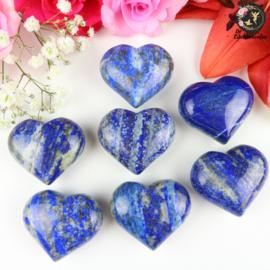 Lapis Lazuli hart ~ 4 cm
