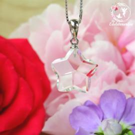 Bergkristal Hanger Ster A kwaliteit