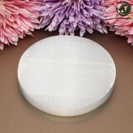 Seleniet Oplaad Plaat rond  8.5 - 9 cm