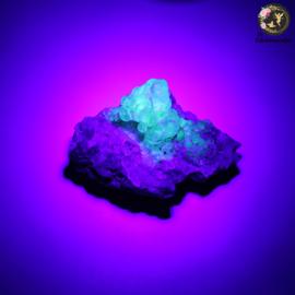 Hyaliet Opaal op Matrix nr. 28