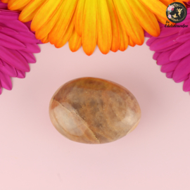 Roze Maansteen handsteen nr. 7