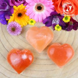 Oranje Seleniet Hart