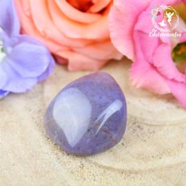 Lavendel Jade knuffelsteen Extra Kwaliteit nr. 3