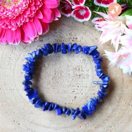 Lapis Lazuli Splitarmband Extra Kwaliteit