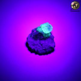 Hyaliet Opaal op Matrix nr. 9