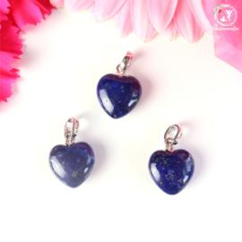 Lapis Lazuli Hanger Hart A+ kwaliteit