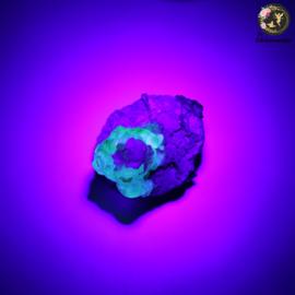 Hyaliet Opaal op Matrix nr. 25