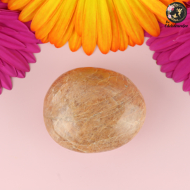 Roze Maansteen handsteen nr. 16