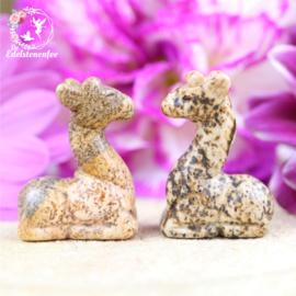 Mini CRYSTAL CRITTERS Giraffe