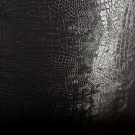 lampenkap Velvet Kroko Graphite