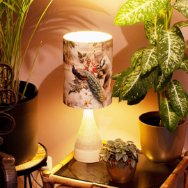 Tafellamp Scarlett Apricot