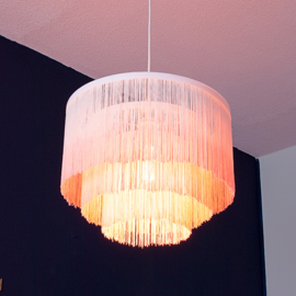 Hanglamp Coco Dipped Pink -limited edition-