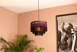 Hanglamp Coco dipped Purple -limited edition-
