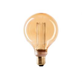 Wiva Glasslight Globe 95mm ANTIQUE E27 LED