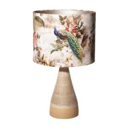 Tafellamp Scarlett Apricot Large
