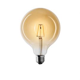 WIVA Antique LED filament Globe Ø125mm