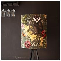 Callas vloerlamp met 40h50 apenprint