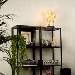 Bardot 3-licht tafellamp