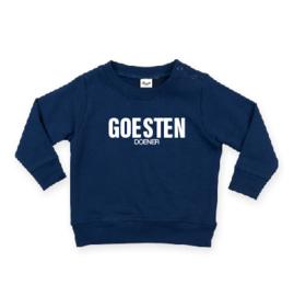 baby sweater GOESTEN DOENER