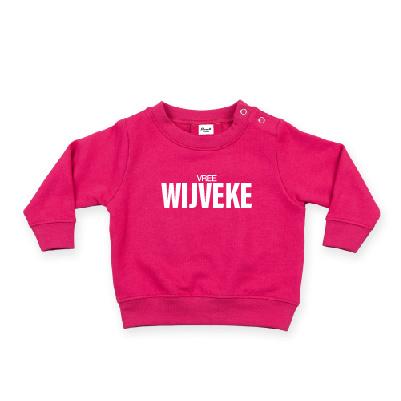 baby sweater VREE WIJVEKE