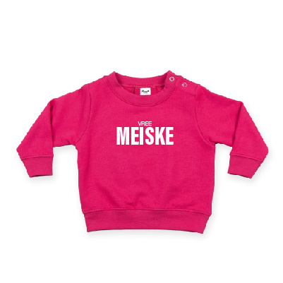 baby sweater VREE MEISKE