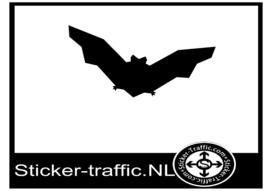 Batman design 1 sticker