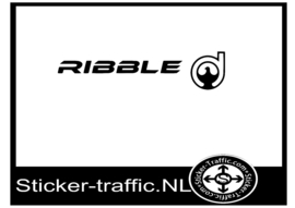 Ribble sticker