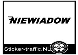 Niewiadow caravan sticker