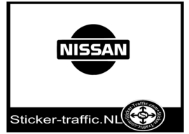 Nissan design 1 sticker