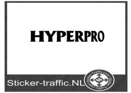 Hyperpro sticker