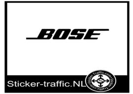 Bose sticker