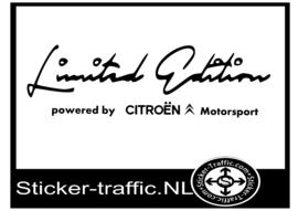 CITROEN Limited Edition