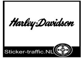 Harley Davidson design 3 sticker