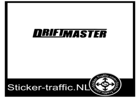 Drift Master sticker