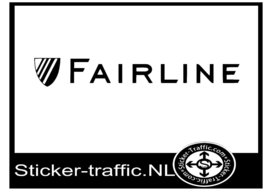 Fairline sticker