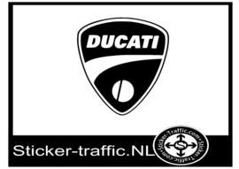 Ducati design 4 sticker