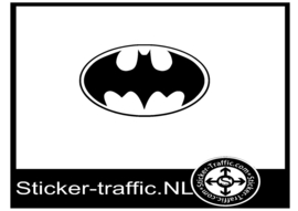 Batman design 3 sticker