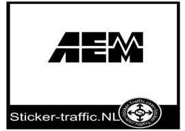 AEM sticker