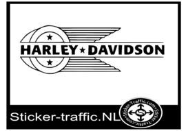 Harley Davidson design 8 sticker