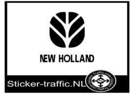 New Holland Tuning sticker