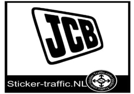 Jcb Full colour sticker