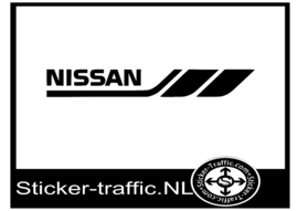 Nissan design 2 sticker