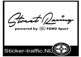 FORD Street Racing Sticker