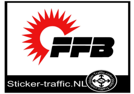 FFB caravan sticker