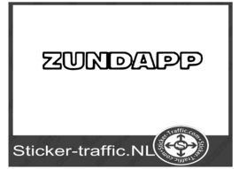 Zundapp Sticker
