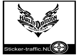 Harley Davidson design 28 sticker